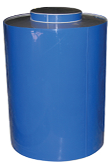 Бочка с крышкой для пищевой продукции РР-900