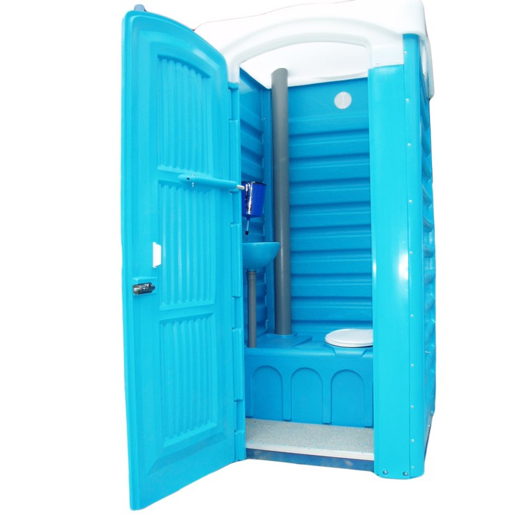 "Туалетная кабина из пластика ""Стандарт"""