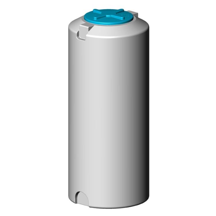Емкость вертикальная круглая V-350