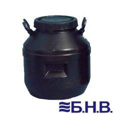 Фляга пластиковая для хим. продукции 40л. Ф3-40Х