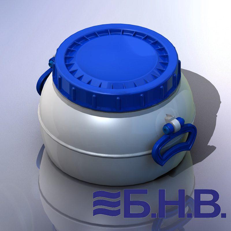 Фляга пластиковая 12 литров Ф9-12П