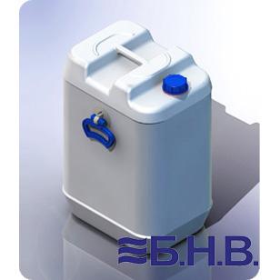 Канистра пластиковая К5-55П