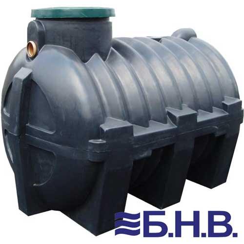 Септик пластиковый 3000 л. GG-3000