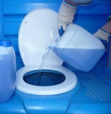 Жидкость для биотуалетов (септиков)