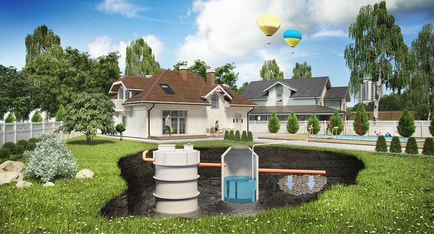 Нужна ли автономная канализация в частном доме